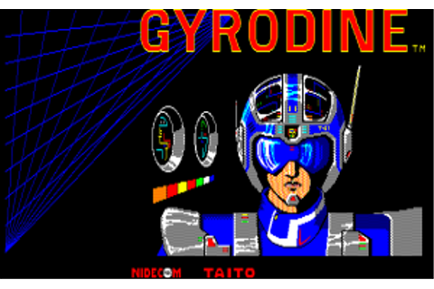 Download Gyrodine - My Abandonware