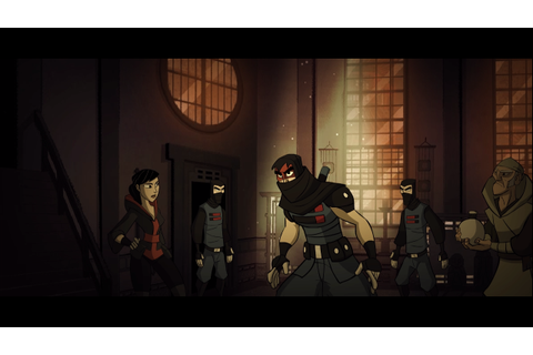 Mark Of The Ninja Game - Free Download Full Version For PC