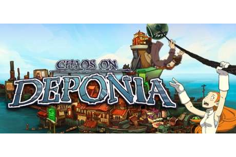 Chaos On Deponia - TuPlaystation