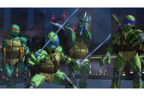This might be the best Teenage Mutant Ninja Turtles game ...