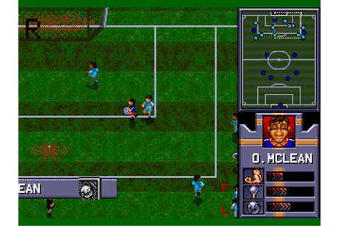 AWS Pro Moves Soccer - Download - ROMs - Sega Genesis/Sega ...