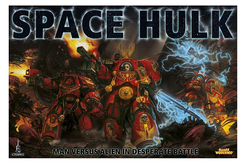 Unboxing: Space Hulk Board Game | Roemer's Workshop