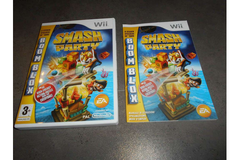 Boom Blox Smash Party für den Nintendo Wii