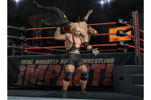 Activision Eyeing TNA Wrestling Video Game License