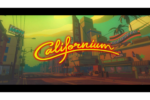 Californium - Launch Trailer - YouTube