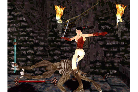 Download Nightmare Creatures (Windows) - My Abandonware