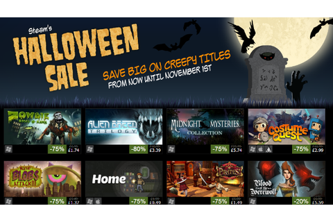 Steam Halloween Sale: The PCGamesN Survival Guide | PCGamesN
