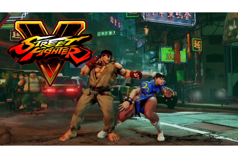 Street Fighter 5's second beta is experiencing matchmaking ...