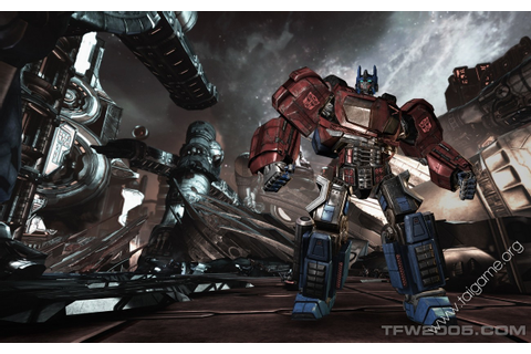 Transformers: War for Cybertron - Download Free Full Games ...