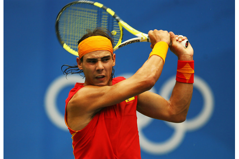 Rafael Nadal in Olympics Day 3 - Tennis - Zimbio