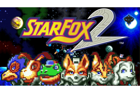 Star Fox 2 - Test-Video zum verschollenen SNES-Klassiker ...