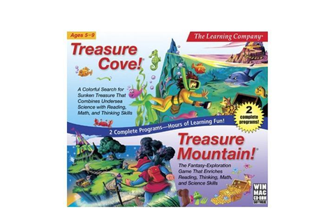 Treasure Cove and Mountain (Jewel Case) PC Game-Newegg.com