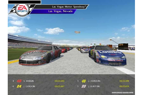 NASCAR Thunder 2003 Download Free Full Game | Speed-New
