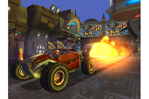 Jak X: Combat Racing Review - GameRevolution