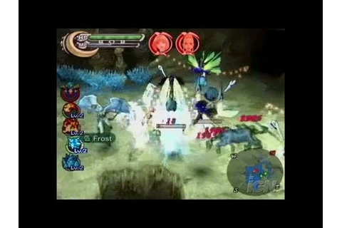 Shining Force Neo PlayStation 2 Gameplay - Crazy! - YouTube