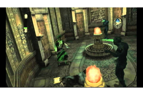 CGRundertow ETERNAL DARKNESS: SANITY'S REQUIEM for ...