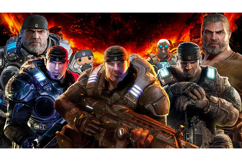 Gears Of War: Every Game Ranked From Worst To Best