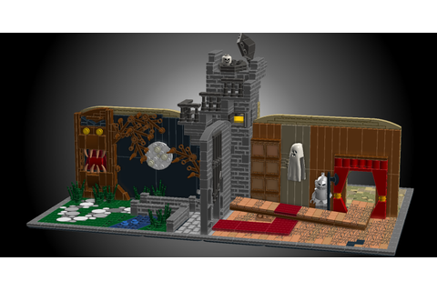 LEGO IDEAS - Product Ideas - Ghost Castle (Which Witch ...