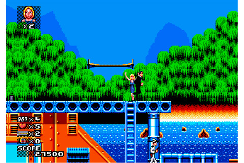 James Bond 007 - The Duel (Europe) ROM