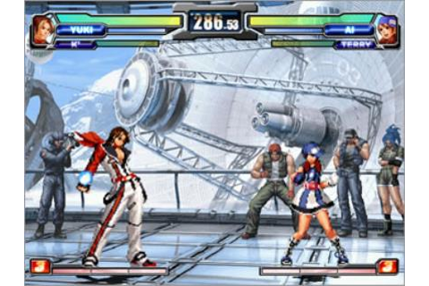 AURCADE: Neo Geo Battle Coliseum