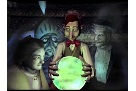 "Closing - ""The Haunted Mansion: The Video Game"" - YouTube"