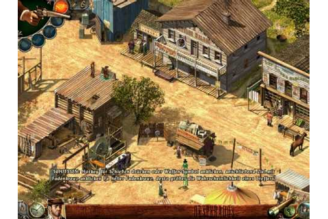 Desperados Wanted: dead or alive Level 1 (1/2) - YouTube