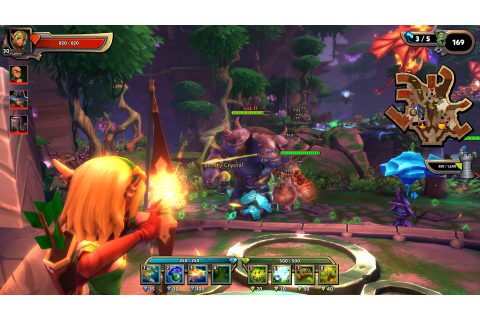 Action-Tower Defense RPG Dungeon Defenders II To Release ...