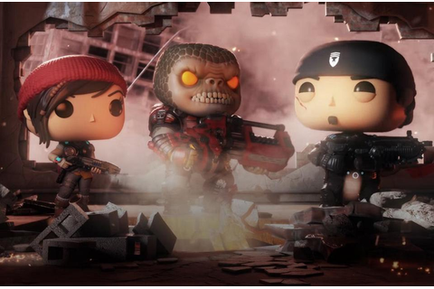A New 'Gears Of War' Game Launches Tomorrow, But It's Not ...