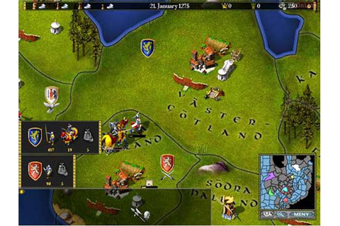 Europa Universalis Crown of the North - screenshots ...