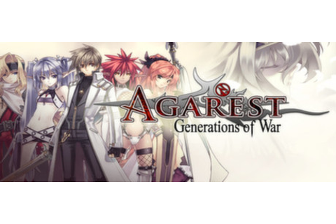 Save 75% on Agarest: Generations of War on Steam