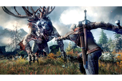 THE WITCHER 3 Wild Hunt - 7 minutes de Gameplay [FR] - YouTube
