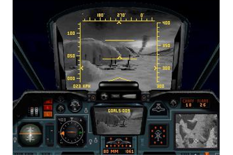 Werewolf vs. Comanche 2.0 Download (1995 Simulation Game)
