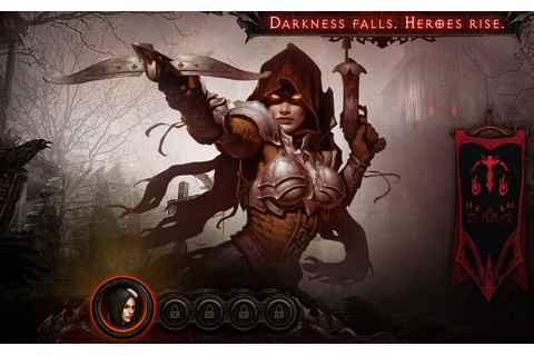 The Ninja Chronicles of AK: Diablo III: Demon Hunter ...