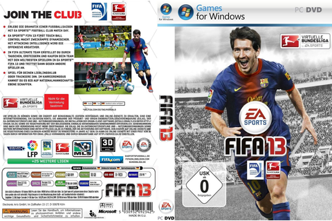 FIFA PC GAME: FIFA 2013 PC Full Version Download