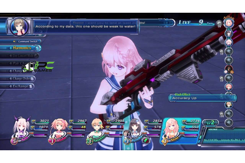 Omega Quintet PC Game [ALL DLCS] Free Download
