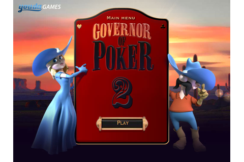 gamekiw games: Governor Of Poker 2