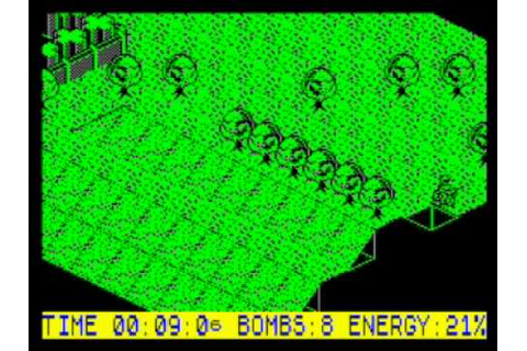 Glider Rider Walkthrough, ZX Spectrum - YouTube