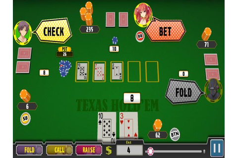 Poker Pretty Girls Battle: Texas Hold'em download PC