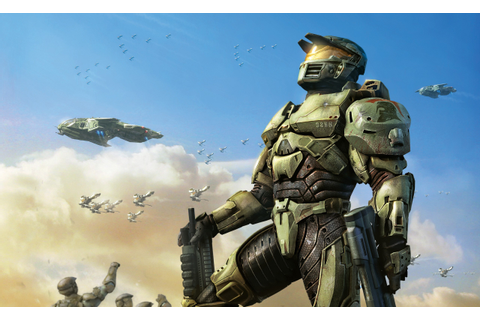 Halo, Video Games, Master Chief, Military, Soldier ...