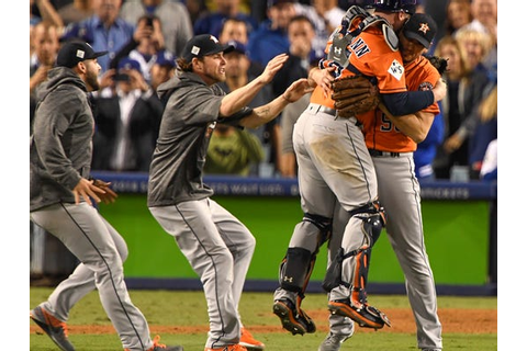 'Astroball': How Houston Astros climbed from baseball's ...