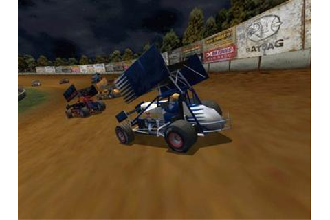 Dirt Track Racing Sprint Cars 4x4 Car Racing game download