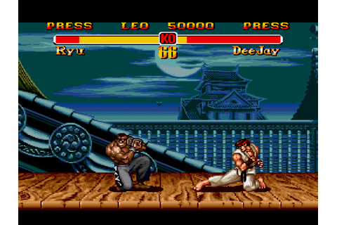 Super Street Fighter 2 - The New Challengers Download Game ...