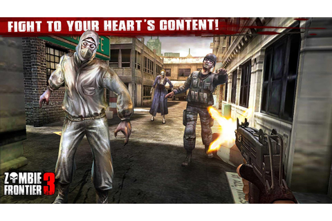 Zombie Frontier 3-Shoot Target - Android Apps on Google Play