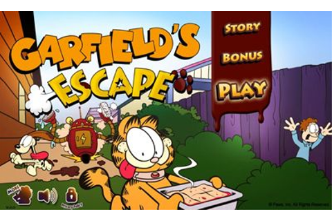 Garfield's Escape for Android - Download APK free