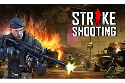 Strike shooting: SWAT force for Android - Download APK free