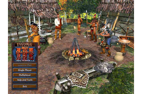 Age of Empires 3 Game Free Download Full Version ~ Full ...