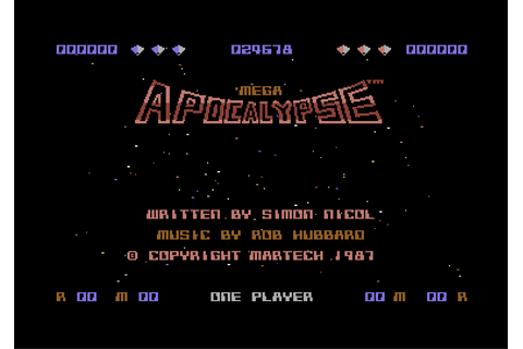 Download Mega-Apocalypse - My Abandonware
