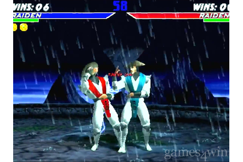 Mortal Kombat 4. Download and Play Mortal Kombat 4 Game ...