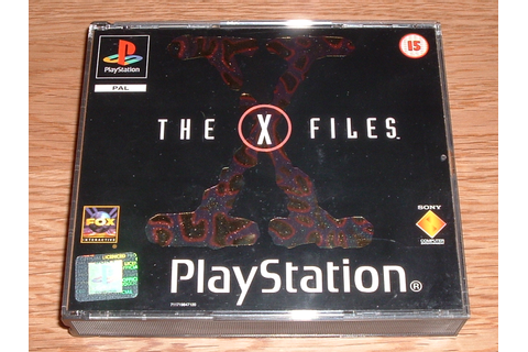 Mister Game Price : Argus du jeu The X-Files: The Game