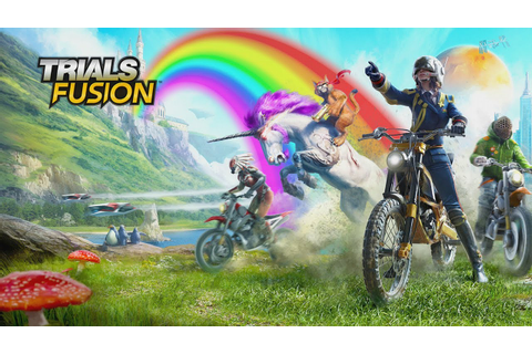 Trials Fusion Awesome Level Max Edition Free Download PC Game
